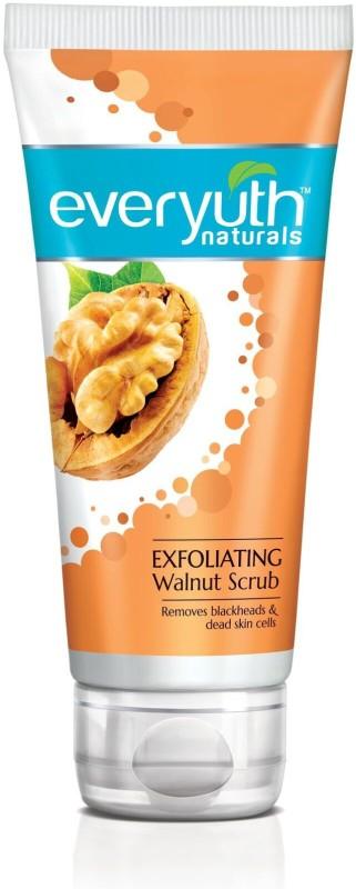 Everyuth Naturals Exfoliating Walnut Scrub(200 g)