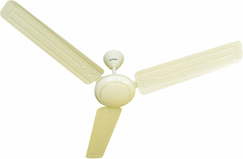 Plaza Blizz kool 1200 mm 3 Blade Ceiling Fan(Ivory)