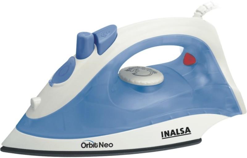 Inalsa Orbit Neo Steam Iron(White, Blue)