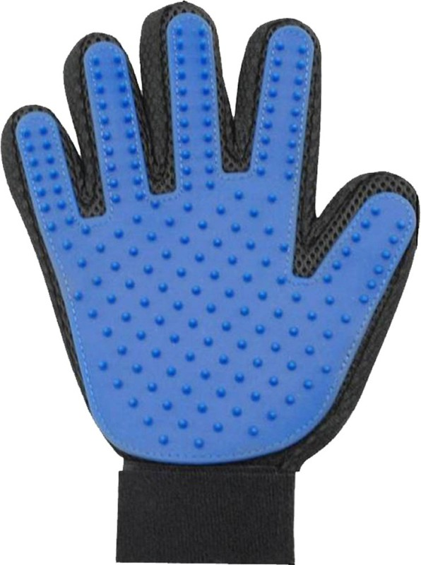 Futaba Grooming Gloves for Dog(Multicolor, Fits All)