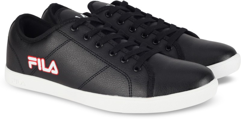 Fila KARLOS Sneakers For Men(Black)