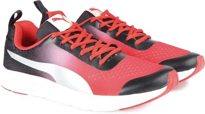 Puma Radiance IDP Running Shoes For Men(Red, Black)