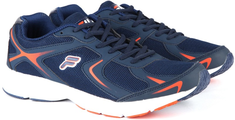 Fila FORCE LITE Running Shoes For Men(Blue)