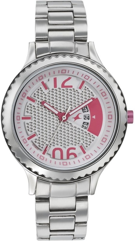 Fastrack 6168SM02 Loopholes Watch For Women