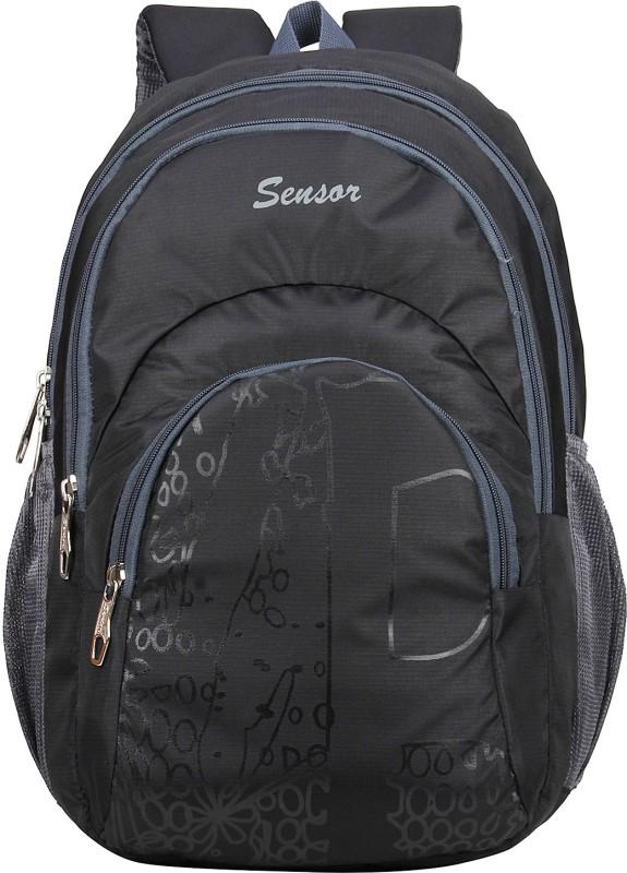 Sensor Frost 25 L Laptop Backpack(Black)