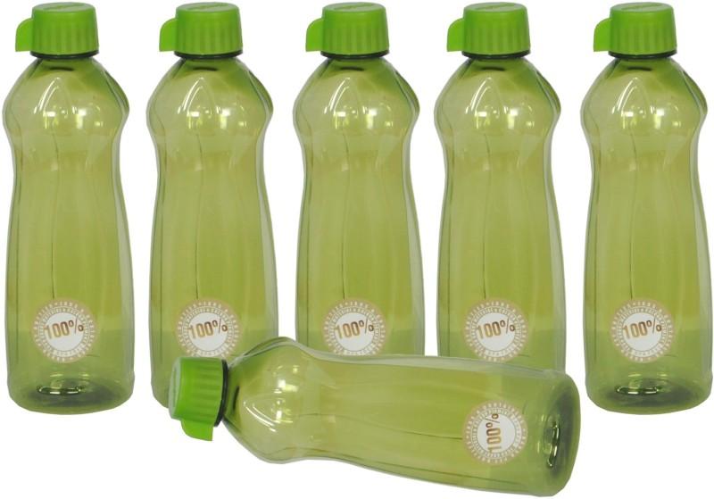 Harshpet PRINCESS 500 ml Bottle(Pack of 6, Green)