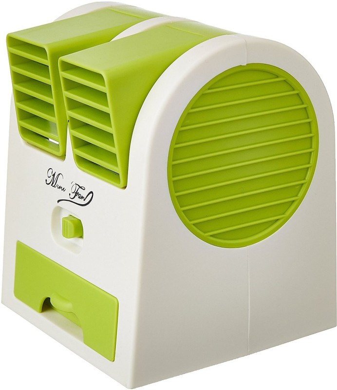 ShoppersWorld Smart Quick Sales Easy To Use Mini Cooler Cooler(Green, 5 L)