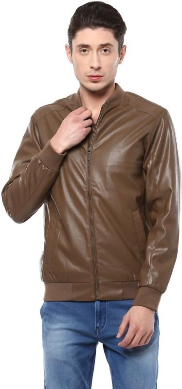 Allen Solly Full Sleeve Self Design Men Jacket