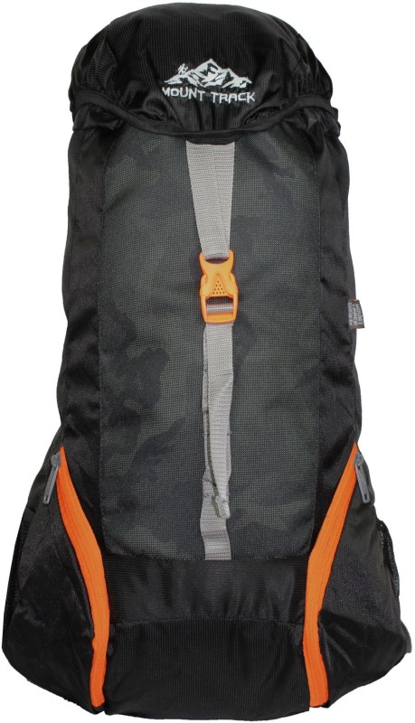 Mount Track 9101 B5 Summit 35 Ltrs , Mountain bag, Hiking & Trekking Backpack Rucksack - 31 L(Black)