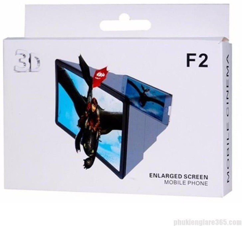 VibeX F2 Folding Mobile Phone 3d Movie Amplifier Screen Enlarge Magnifier Screen Expander Phone