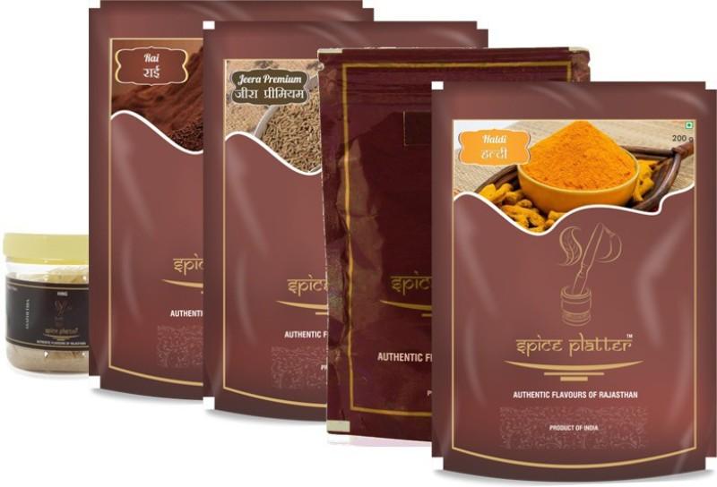 Spice Platter Premium(5 x 170 g)