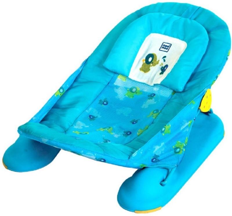MeeMee Anti-Skid Baby Bather (Bath Seat) Blue Baby Bath Seat(Blue)