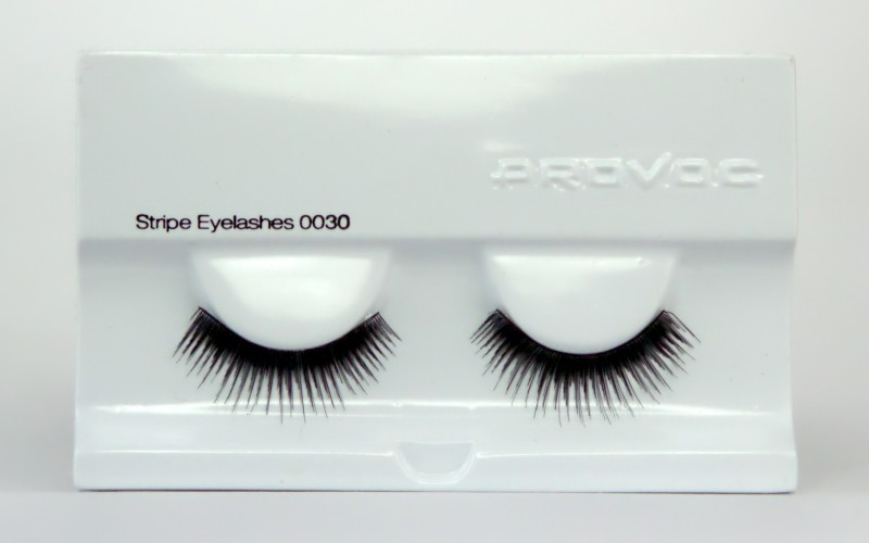 Provoc Stripe Eyelashes 0030(Pack of 1)
