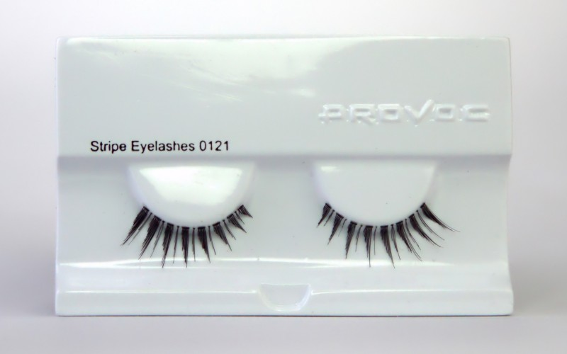 Provoc Stripe Eyelashes 0121(Pack of 1)