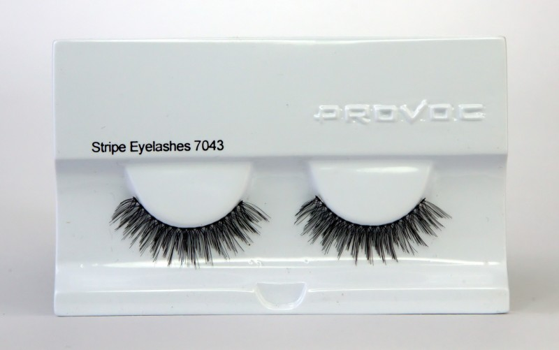 Provoc Stripe Eyelashes 7043(Pack of 1)