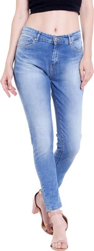 Spykar Regular Womens Blue Jeans