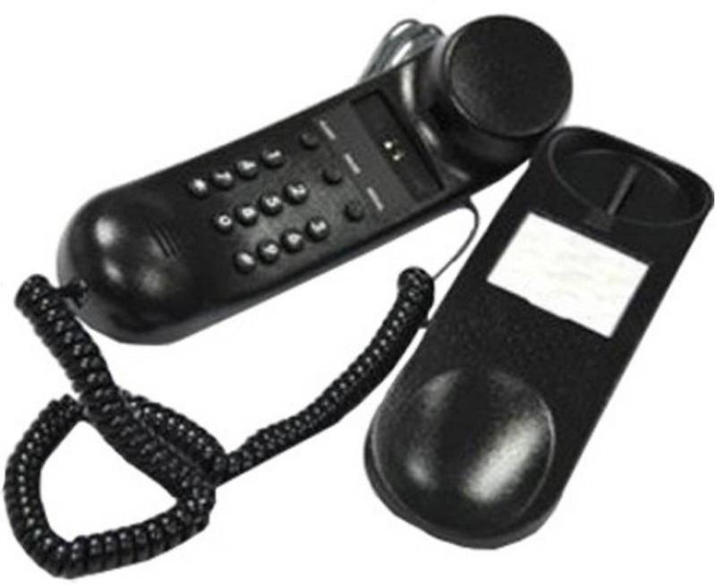 Beetel B25 M-BEETEL Corded Landline Phone�(Black) Corded Landline Phone(Black)