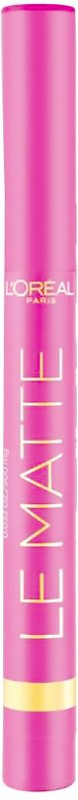 LOreal Le Matte Shad no.100 (Matte For me)(0.9 g, Neon Pink)