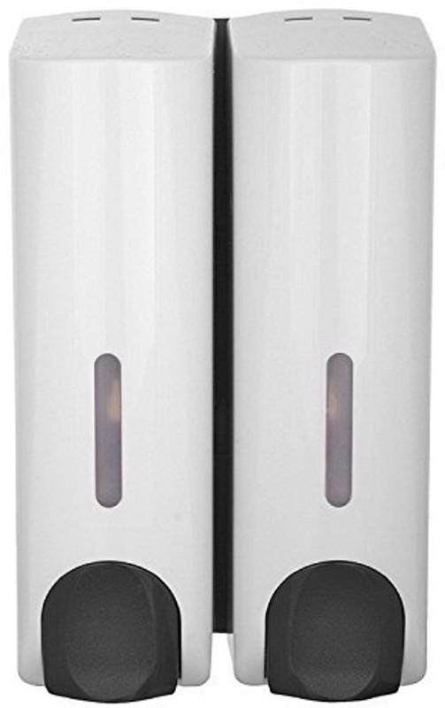 Eware 350 ml Shampoo, Lotion, Gel, Conditioner Dispenser(White)