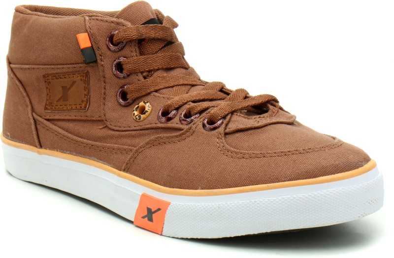 Sparx SM301 Sneakers For Men(Tan)