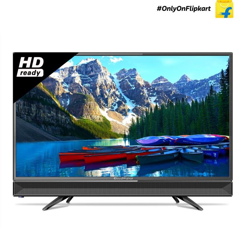 CloudWalker 80cm (32 inch) HD Ready LED TV(32AH)