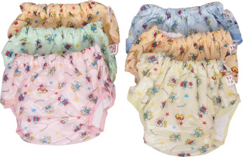 Welo Diaper Training Pants Printed - L(6 Pieces)