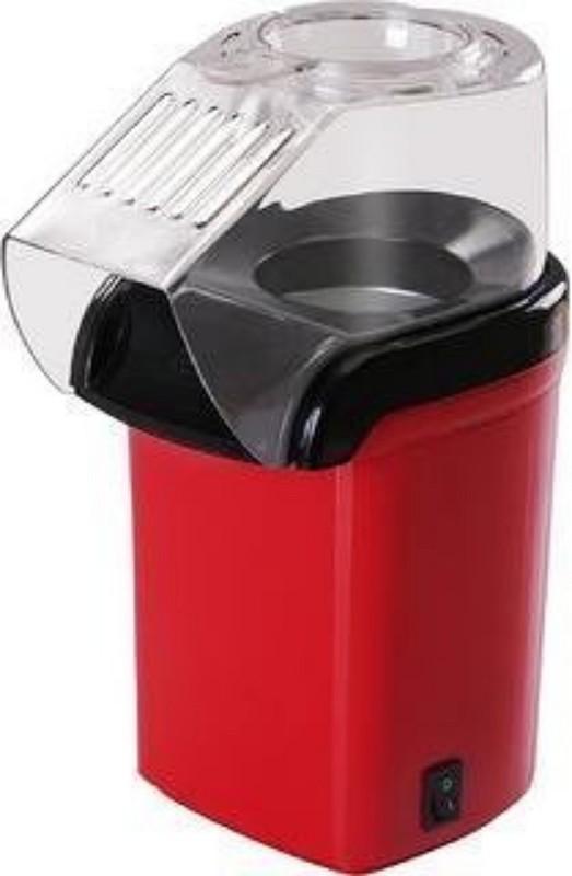 MK Red Hot Air Popcorn Maker Popper Popping Machine 1200 Watts G767 50 g Popcorn Maker(Red)