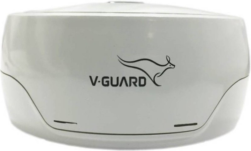 V-Guard VG 50 (GREY) SMART & HIGH QUALITY Voltage stabilizer (OMSAIRAMTRADERS)(Grey)