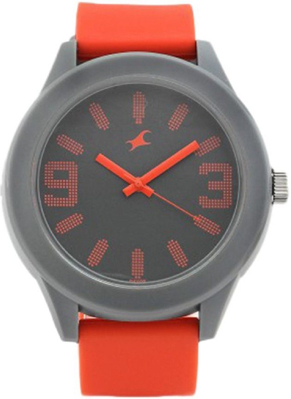 Fastrack teez collection silicone Watch For Men