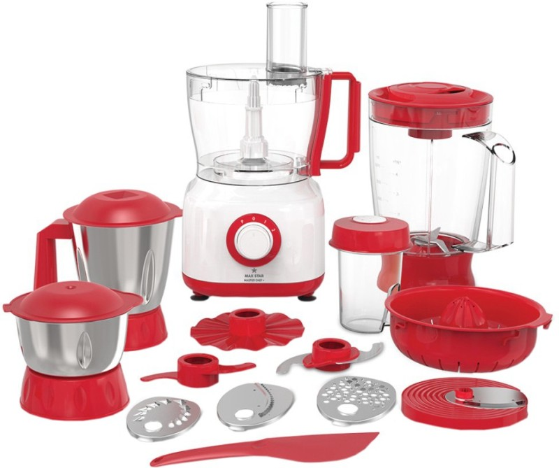Flipkart - Upto 50% Off Maxstar Kitchen Appliances