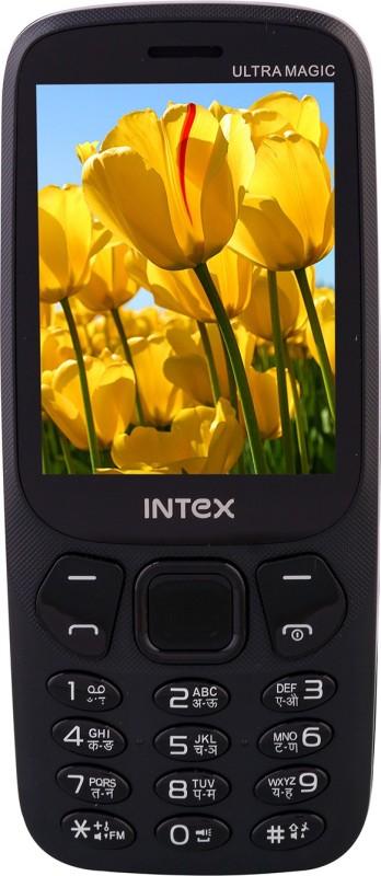 Intex Ultra Magic(Black) image