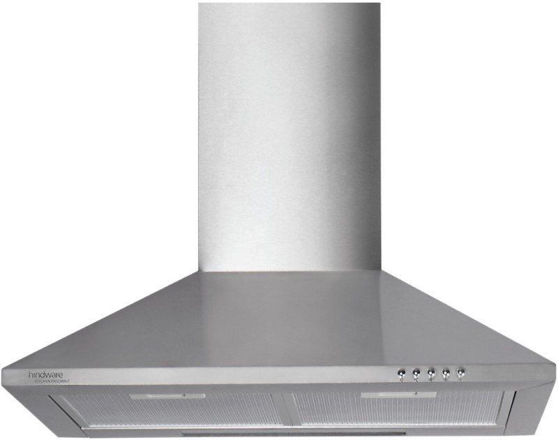 Hindware Clara Neo SS 60 Wall Mounted Chimney(Inox 700)