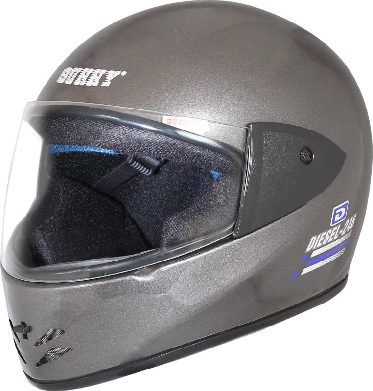 Sunny DX Motorbike Helmet(Grey)