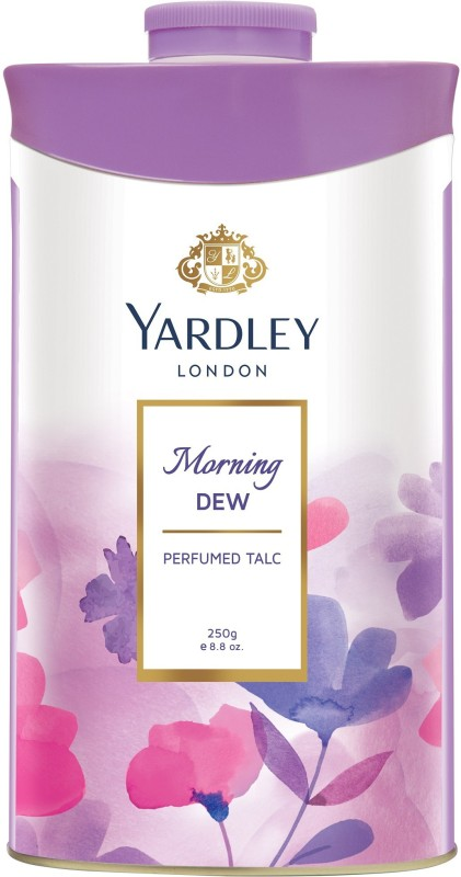 Yardley London Morning Dew Perfumed Talc(250 g)