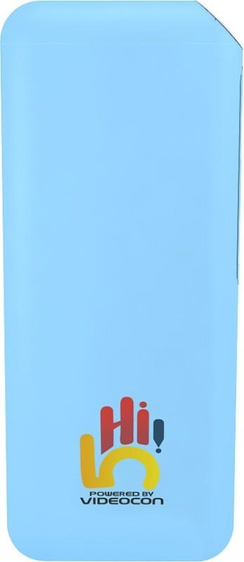 Videocon 10000 mAh Power Bank (VH-0B100L01)(Blue, Lithium-ion)