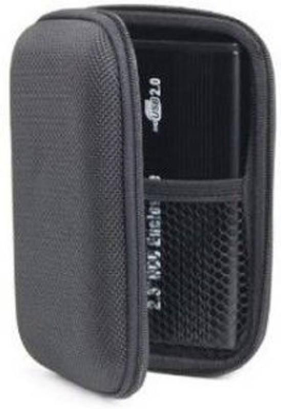 JPRS JP-BLACK-77 2.5 inch External HardDisk Case(For Toshiba, Sony, HP, Dell, WD, Seagate, Western Digital, Hitachi, Trancend, Black)