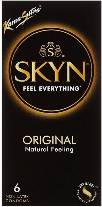 KamaSutra Skyn Original Condom(6S)