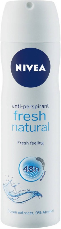 Nivea Fresh Natural Deodorant Deodorant Spray - For Women(150 ml)