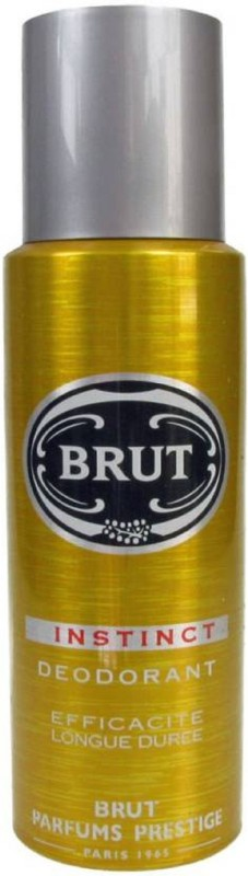 Brut Instinct Deodorant Spray Deodorant Spray - For Men(200 ml)