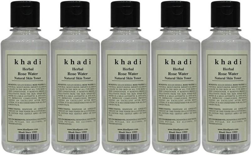 Khadi Herbal Rose Water(1050 ml)