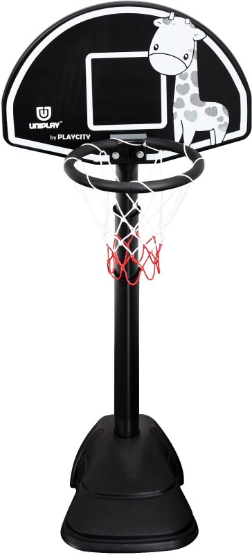 Play city TUN1 40 Basketball indoor and outdoor for kids Backboard(Black)