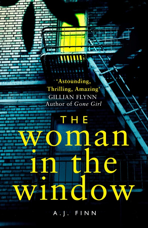 The Woman in the Window(English, Paperback, A. J. Finn)