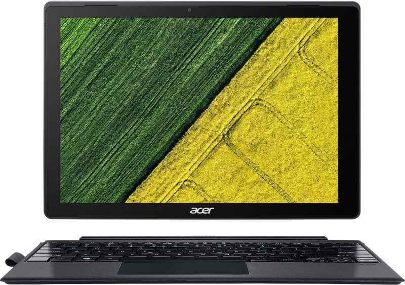 Acer Switch 5 Core i5 7th Gen - (8 GB/256 GB SSD/Windows 10 Home) SW512-52-533E 2 in 1 Laptop(12 inch, Black, 1.27 kg)