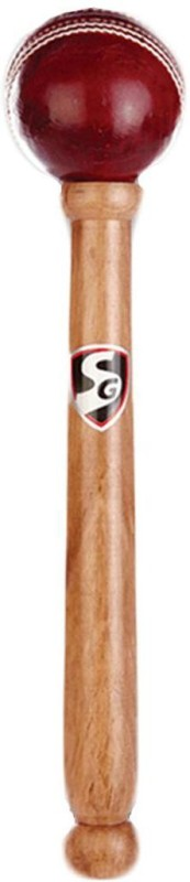 SG Ball Mallet for Cricket Bat Knocking Leather Bat Mallet