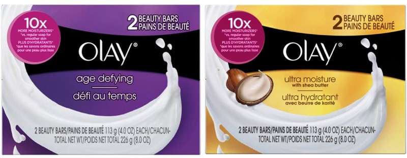 Olay Age Defying + Ultra Moisture Beauty Bar Soap(133 g, Pack of 4)