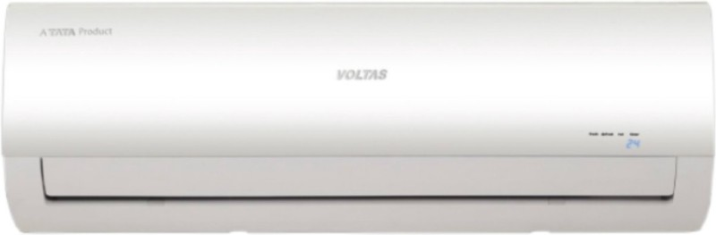Voltas 1.2 Ton 2 Star BEE Rating 2017 Split AC - White(SAC 152 Lyd, Copper Condenser)