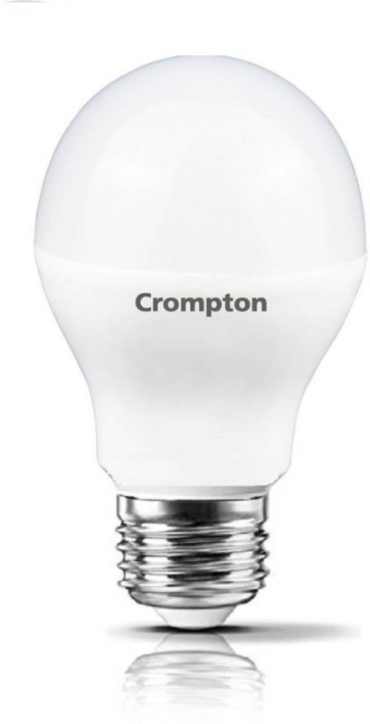 Crompton 3 W Standard E27 LED Bulb(Yellow)