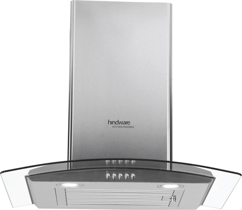 Hindware Sabina SS 60 Wall Mounted Chimney(Inox 1100 CMH)