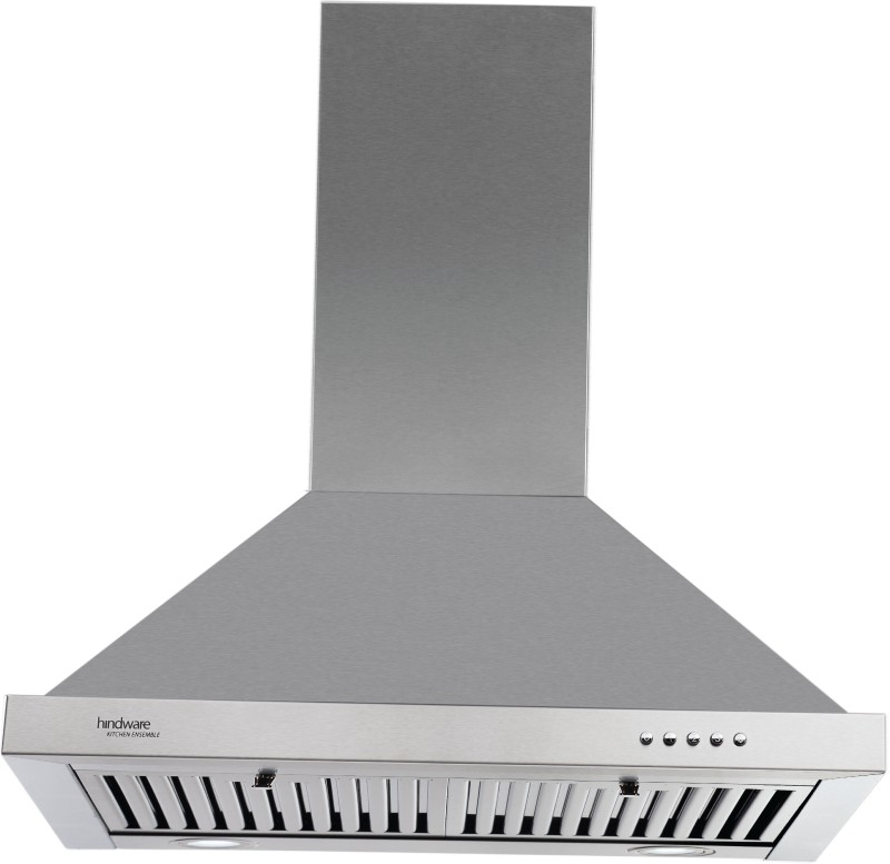 Hindware Blaze SS 60 Wall Mounted Chimney(Inox 1000)