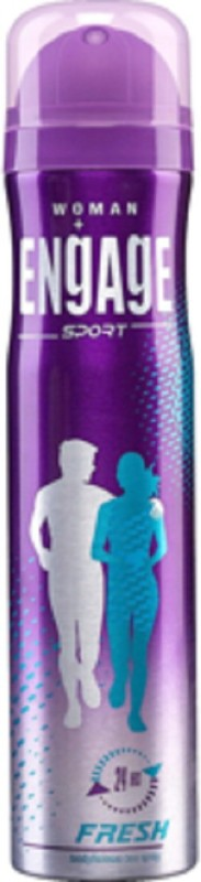 Engage Woman Sport Deodorant Deodorant Spray - For Women(150 ml)